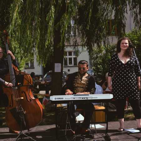 Petra Borovičková Trio