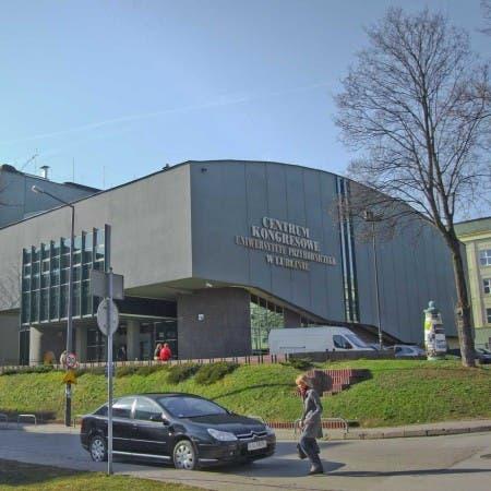 Centrum Kongresowe Uniwersytetu Przyrodniczego