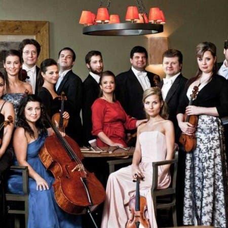 Prague Chamber Soloists - © Lucie Čermáková/Artykel.cz