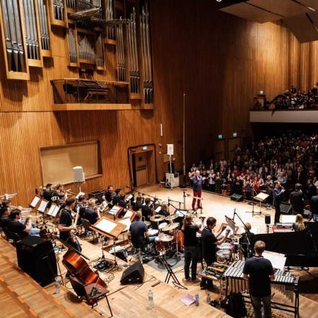 FCUM Concert Hall