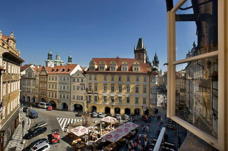 Hrátky s architekturou I. – Plácky Starého Města