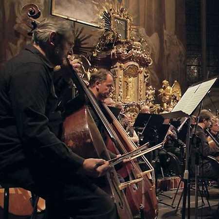 Hudba v zármutku – J. A. Fridrich: Musica in luctu