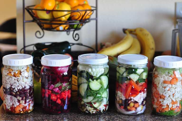 Kurz divokého kvašení zeleniny i ovoce