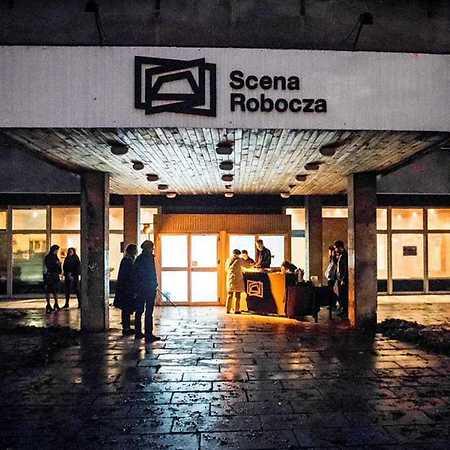 Scena Robocza - Centrum Rezydencji Teatralnej