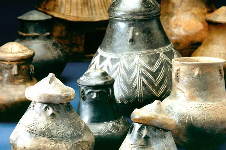 Stone Age, Bronze Age, Iron Age