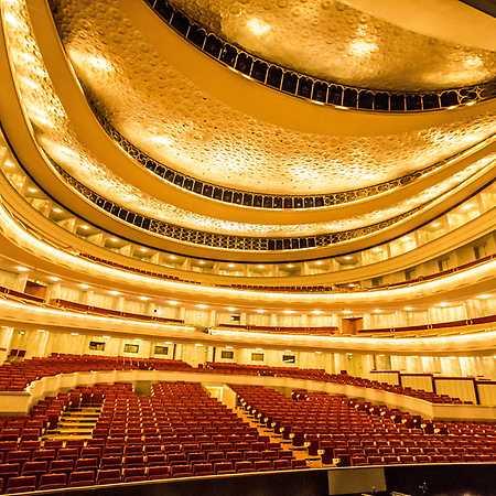Sala Moniuszki Teatru Wielkiego – Opery Narodowej