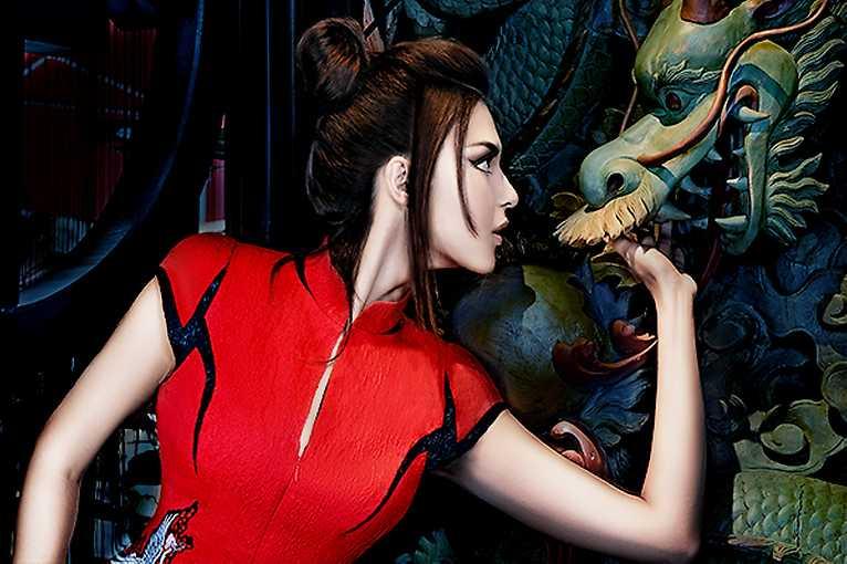 Autorská módní přehlídka Natali Ruden Asie