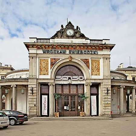 Świebodzki Train Station Stage
