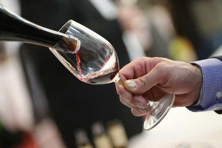 Degustace rodinného vinařství Hrabal