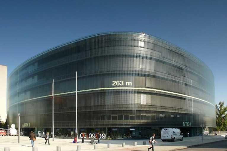 Den architektury: Národní technická knihovna