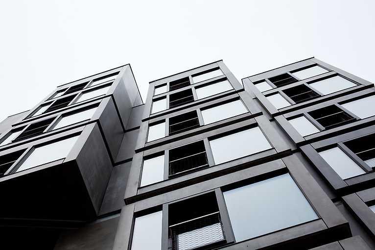 Den architektury: Bytový dům s tělocvičnou