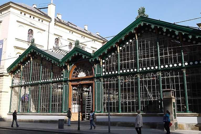 Komentovaná procházka k historii Masarykova nádraží