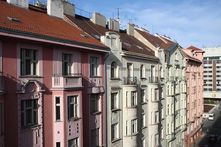 Den architektury: Sto let pražského činžáku