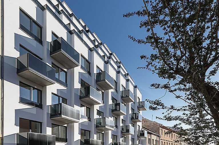 Den architektury: Bytový dům Domino