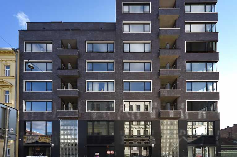 Den architektury: Polyfunkční dům Bratislavská