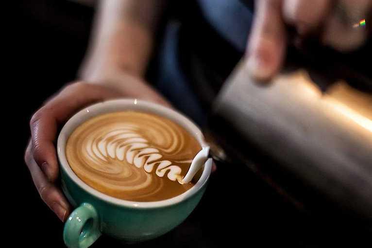Základní kurz Latte artu