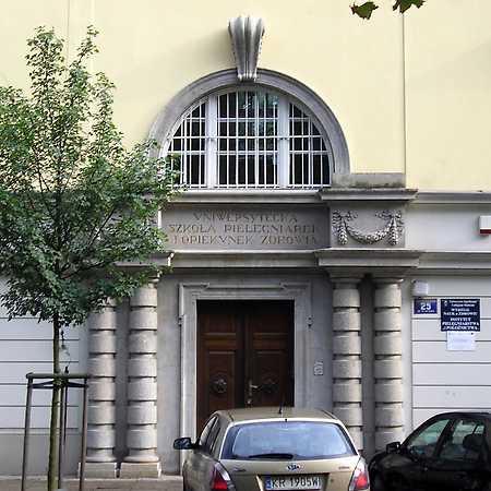 Salonik Historii Pielęgniarstwa CMUJ