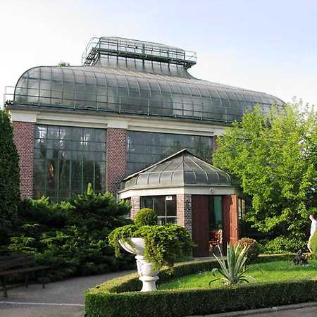 The Poznan Palm House