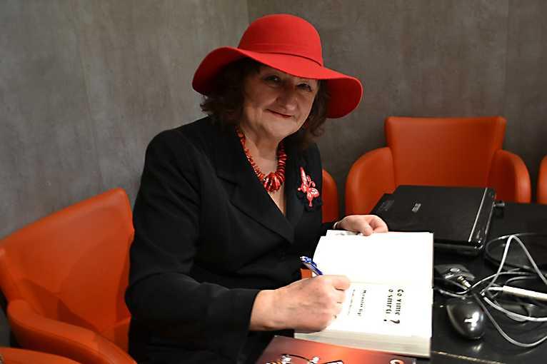 Pod kloboukem s Lenkou Kocierzovou českou minulostí