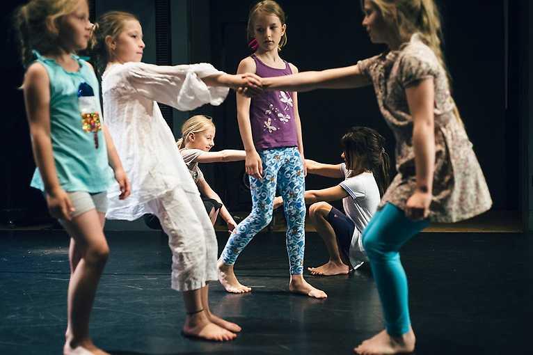 Taneční ateliér pro děti od 7 do 12 let