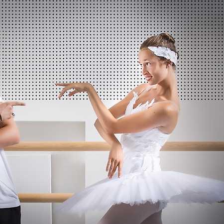 U nás to baletí
