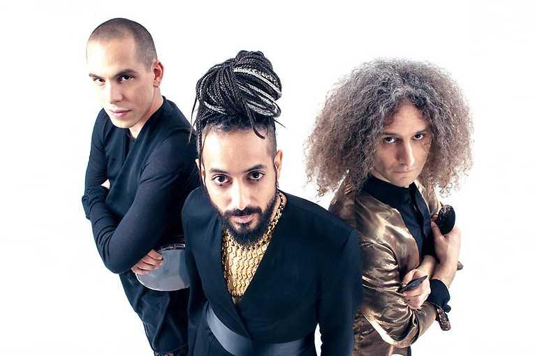 Jazz Meets World 2018: Yemen Blues