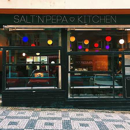 Salt'n'Pepa Kitchen