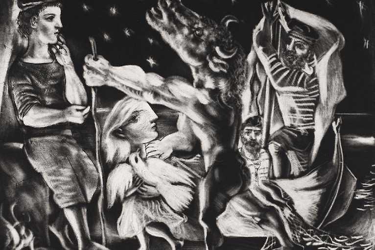 Pablo Picasso: Vášeň a vina