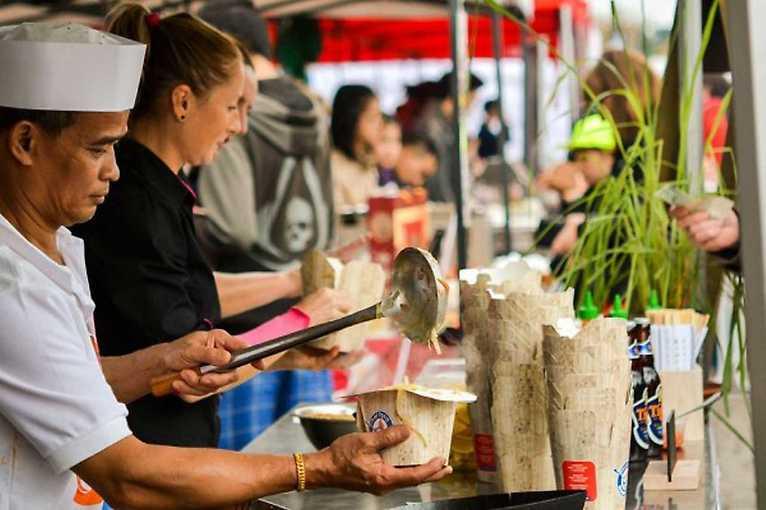 Asia Food Fest 2018