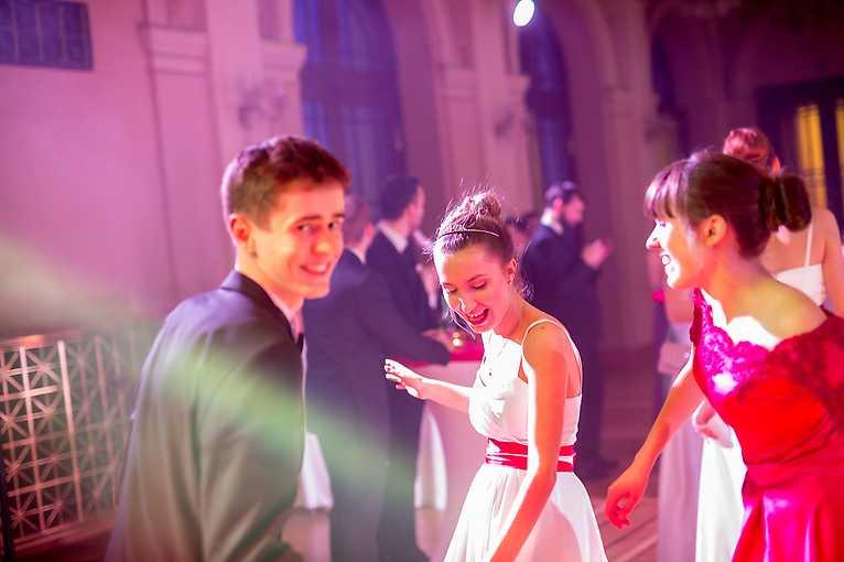 Rakouský ples 2019