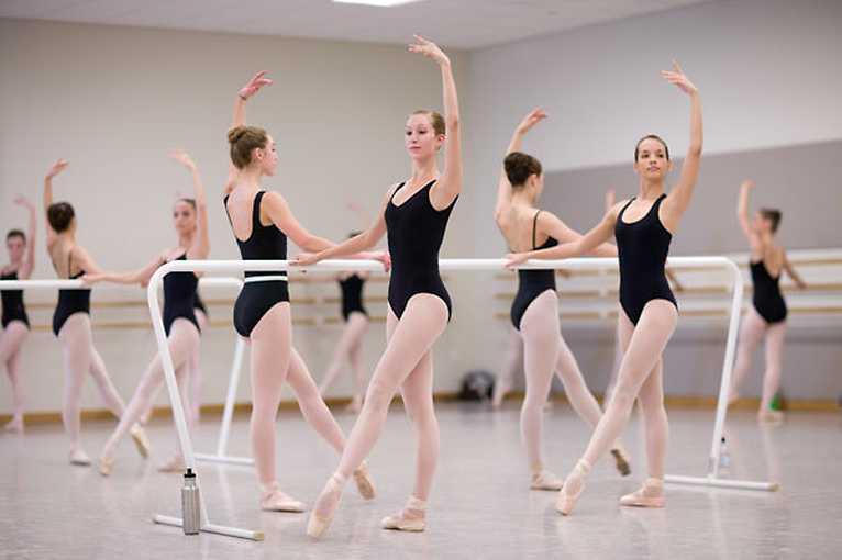 Balet pro teenagery
