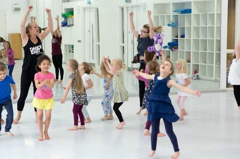 Taneční studio pro děti