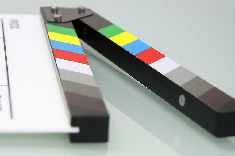 Filmová projekce