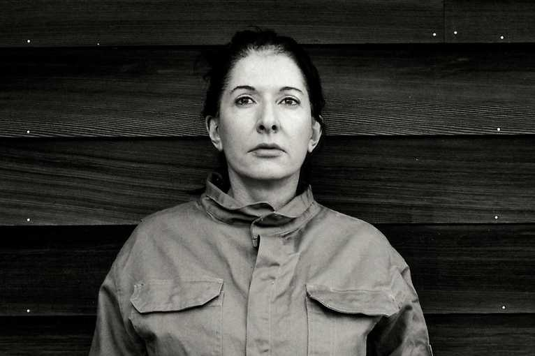 Marina Abramović: The Cleaner