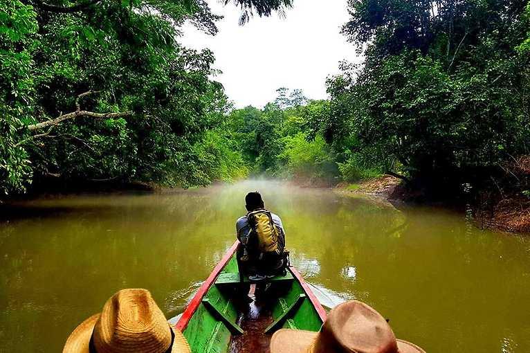 Veronika Motalová: Peru – amazonská očista aneb 3+5 měsíců mezi šamany