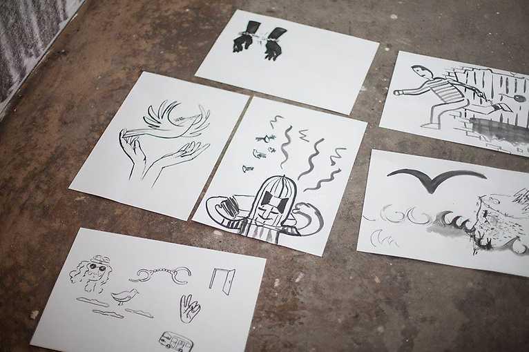 Ilona Polanski: Digitální ilustrace od skici k výslednému obrázku