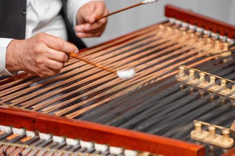 Cimbálová muzika Miroslava Kotlára