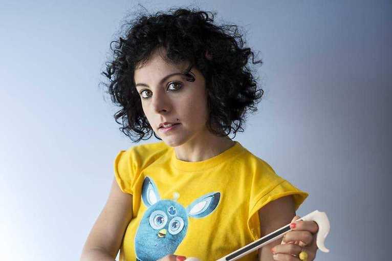 Giorgia Angiuli (live) + support: Windowlickerz