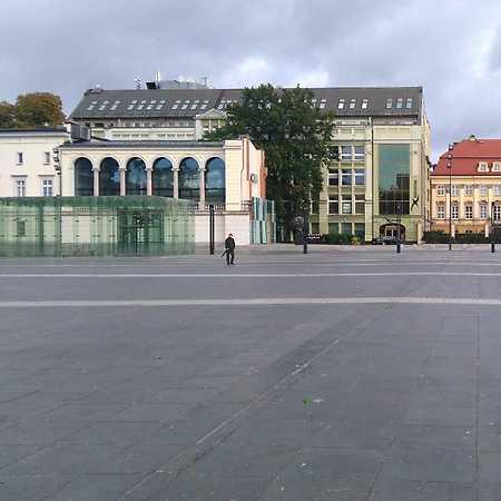 Plac Wolności we Wrocławiu