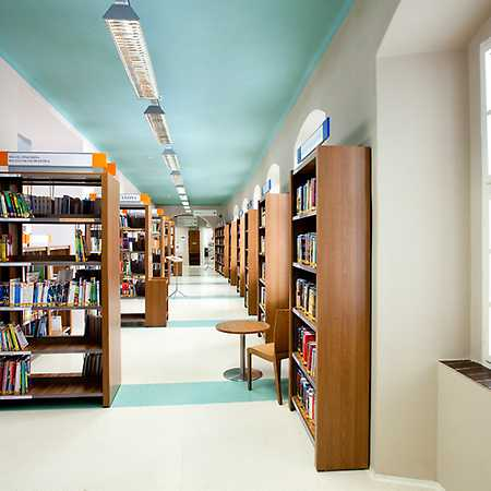 Study and Research Library of the Pilsen Region