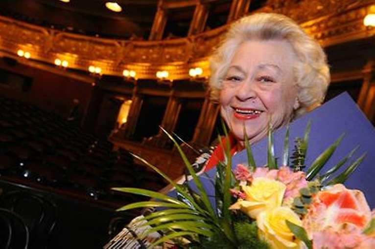 Legendy opery: Alena Míková