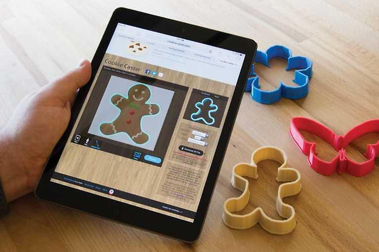 3D tisk – Cukroví dle vaší fantasie