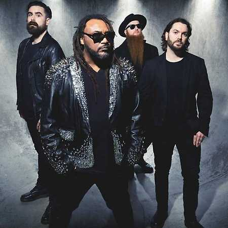 Skindred + support: Blood Command