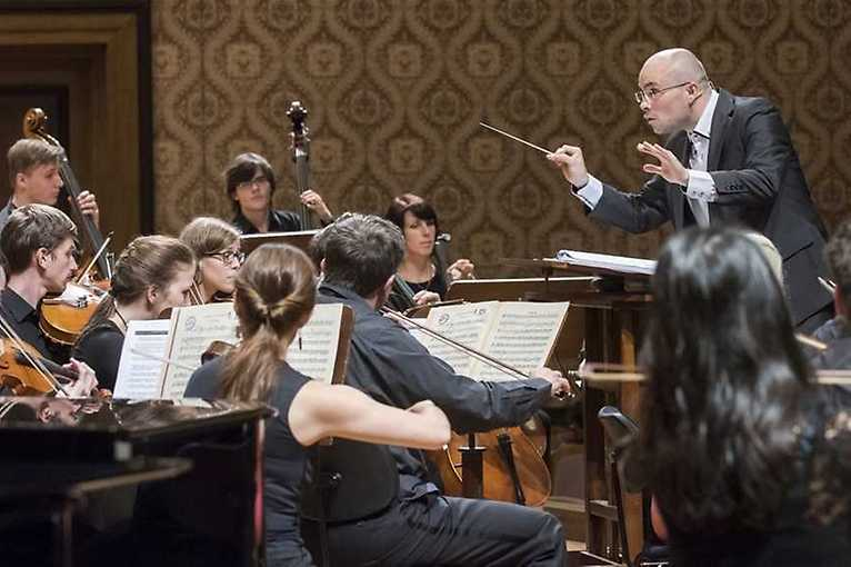 Orchestr na kusy: Orchestrální akademici ČF