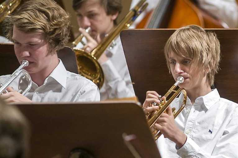 Elementary Schools of the Arts & Czech Philharmonic