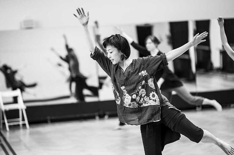 Contemporary dance for beginners with Takako Matsuda