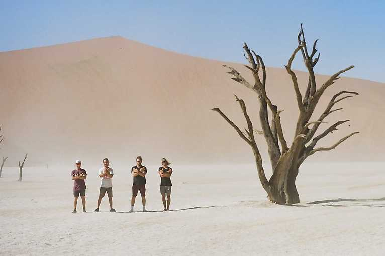 Premiéra filmu Kde poušť potkává oceán