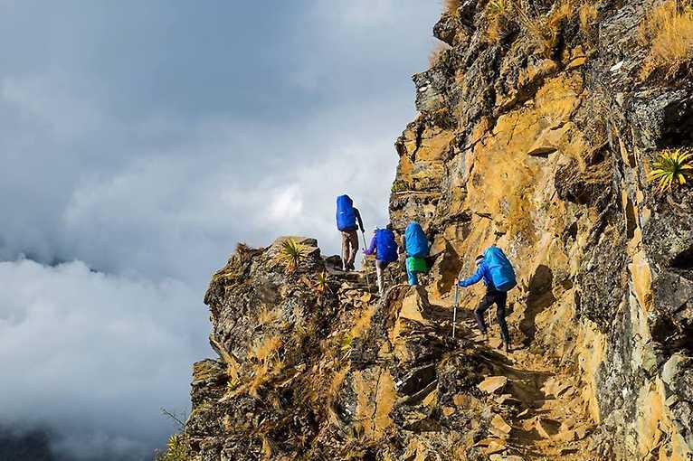 Martin Úbl: Nejkrásnější treky v Peru