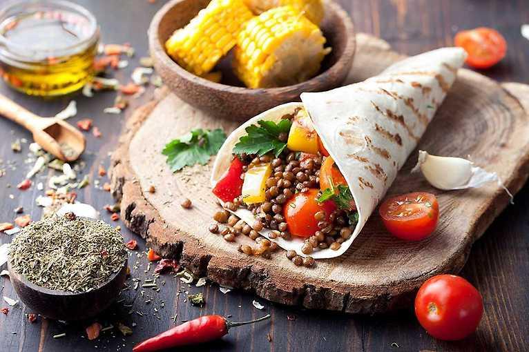 Rostlinná strava plnohodnotně