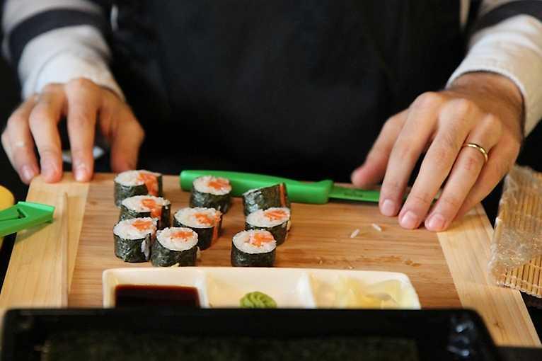 Japonská kuchyně: Základy sushi